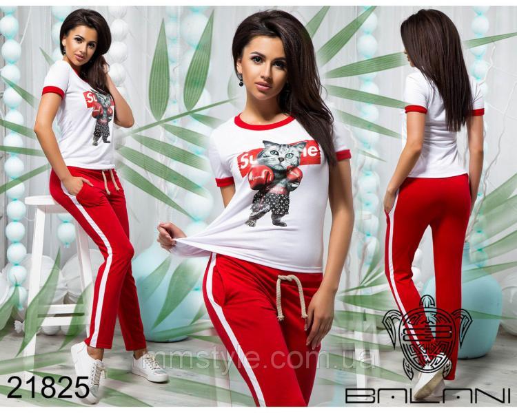 Шикарный спортивный костюм - 21825