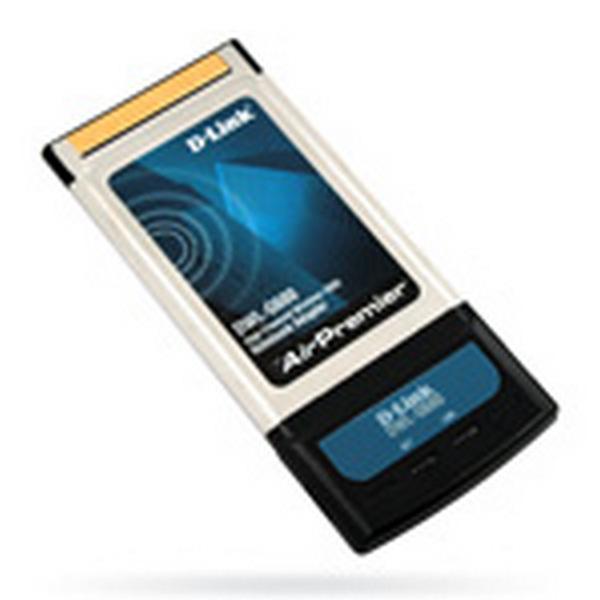 Беспроводной WiFi адаптер D-Link DWL-G680 - PCMCIA