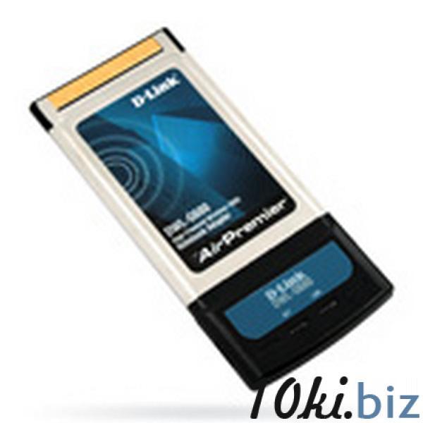 Беспроводной WiFi адаптер D-Link DWL-G680 - PCMCIA купить в Кишиневе - Wi-fi адаптеры