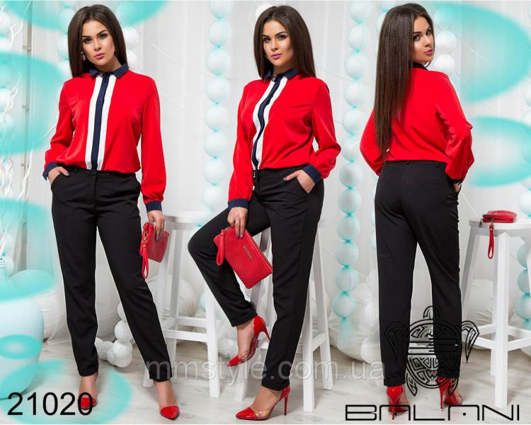 Элегантные брюки - 21020