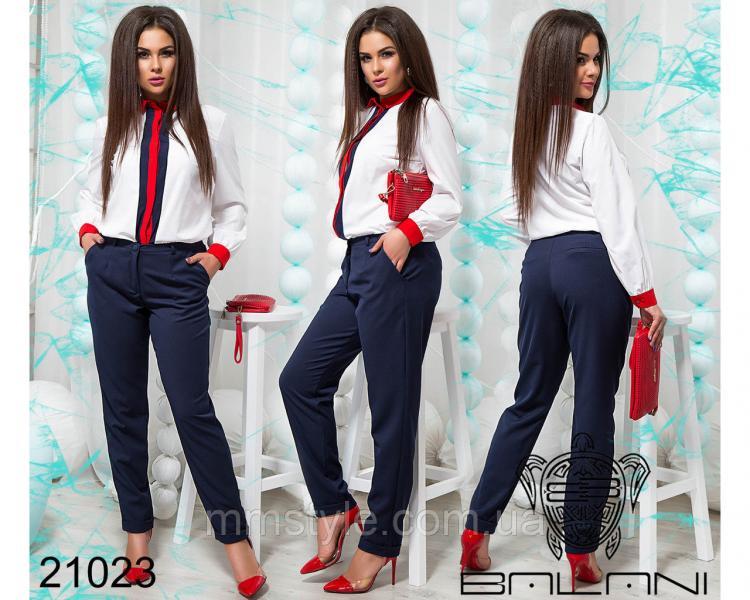 Элегантные брюки - 21023