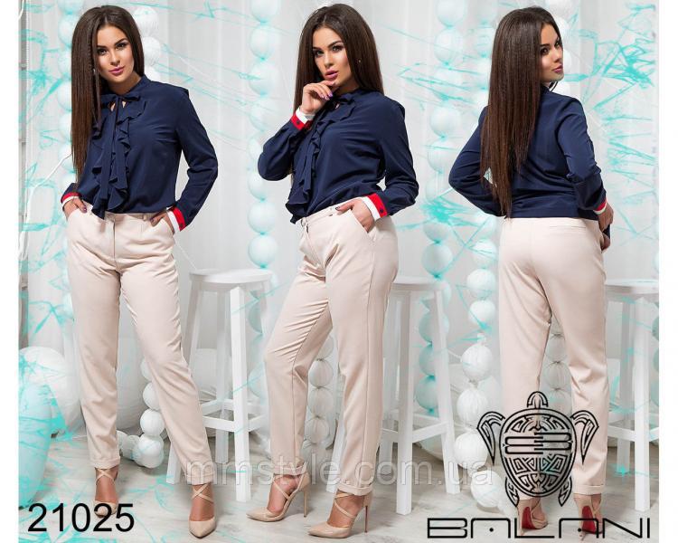 Элегантные брюки - 21025