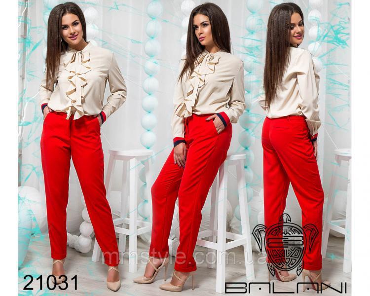 Элегантные брюки - 21031