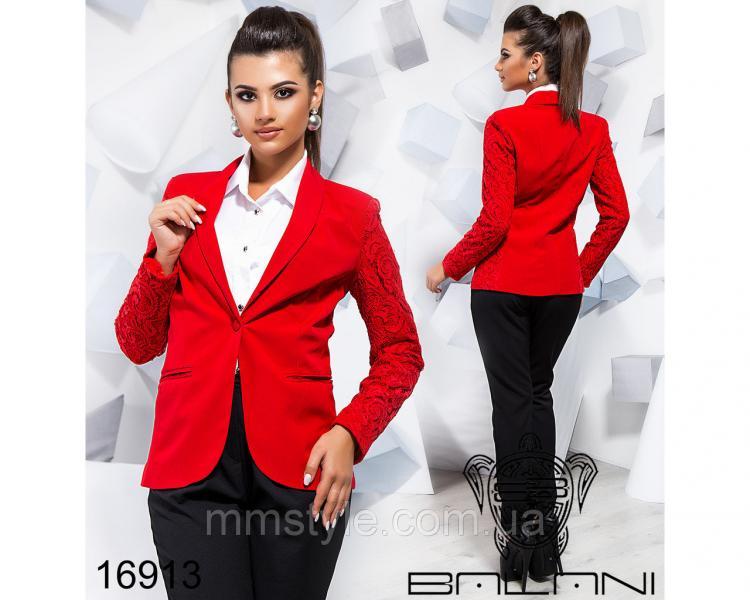 Элегантный пиджак - 16913