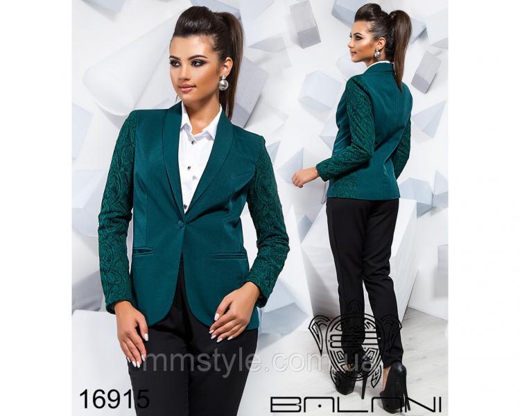 Элегантный пиджак - 16915