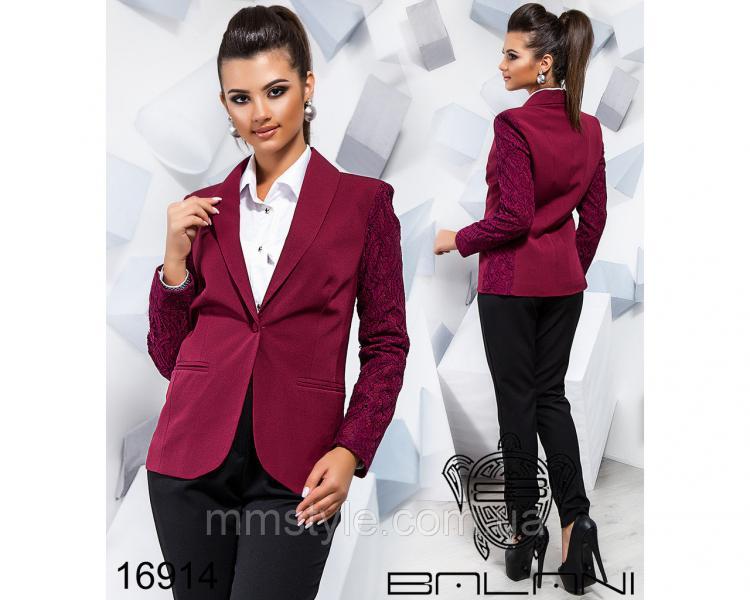 Элегантный пиджак - 16914
