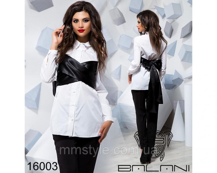 Элегантная рубашка - 16003