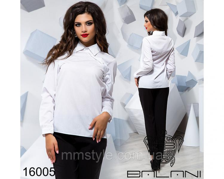 Элегантная рубашка - 16005
