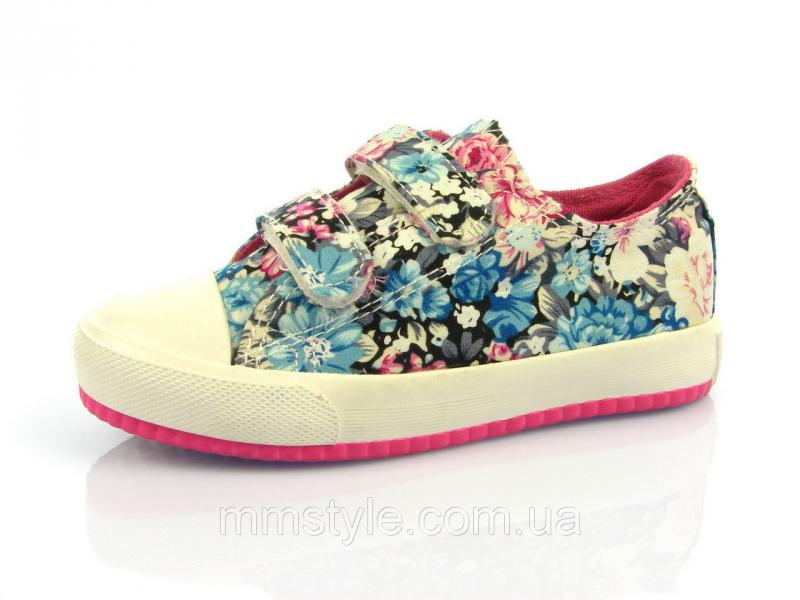 Детская спортивная обувь кеды Шалунишка:200-010