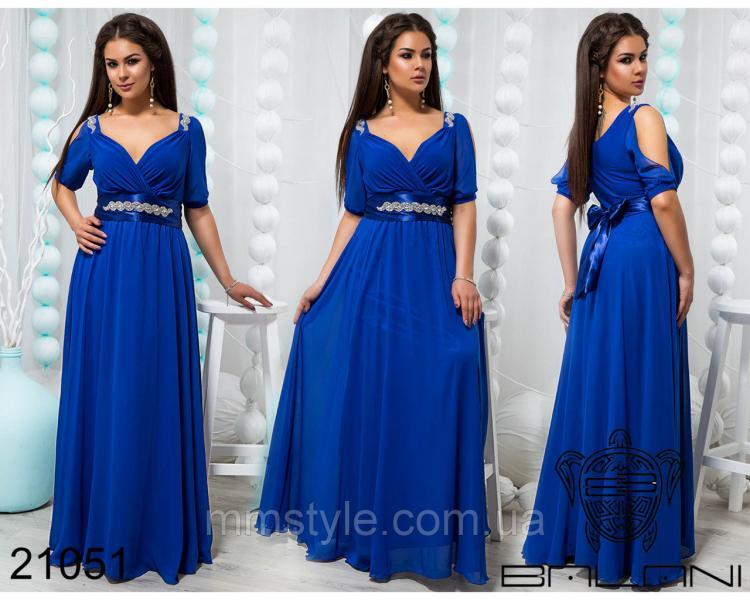 Элегантное вечернее платье - 21051