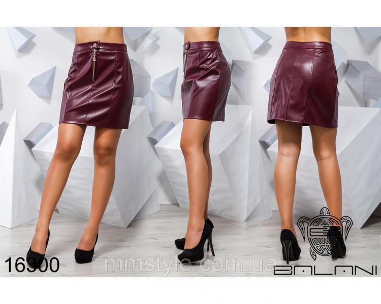Короткая юбка - 16300
