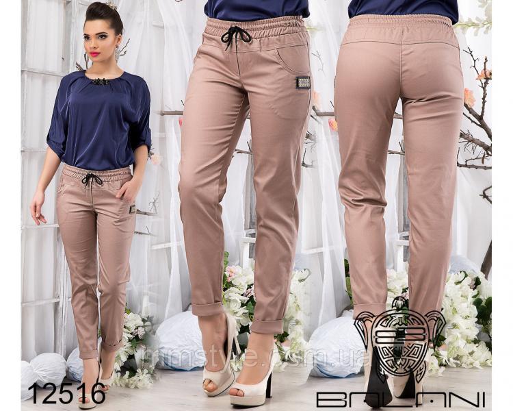 Стильные  брюки  -  12516