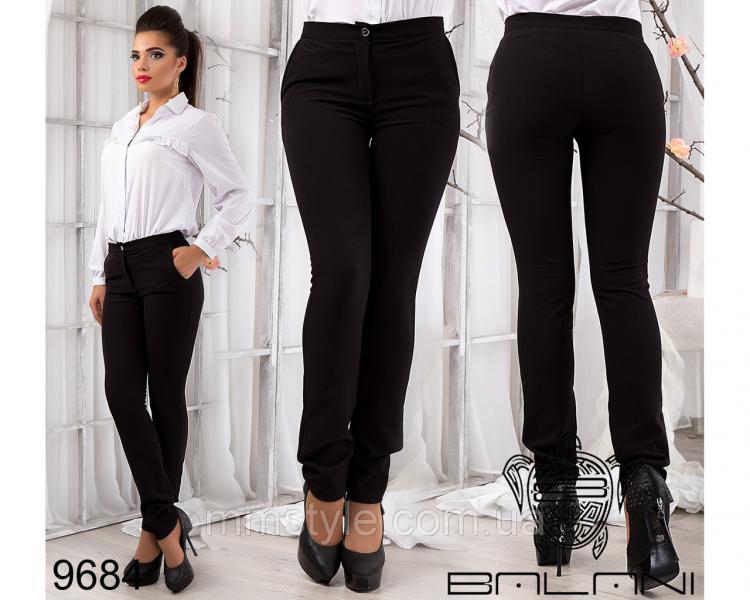 Элегантные  брюки  -  9684