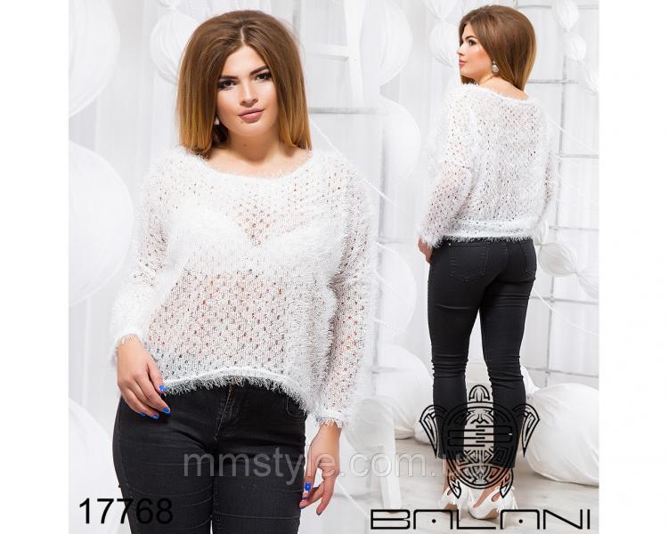 Элегантный свитер - 17768