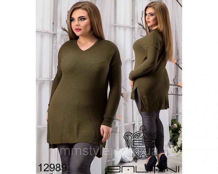 Элегантный  свитер  -  12989