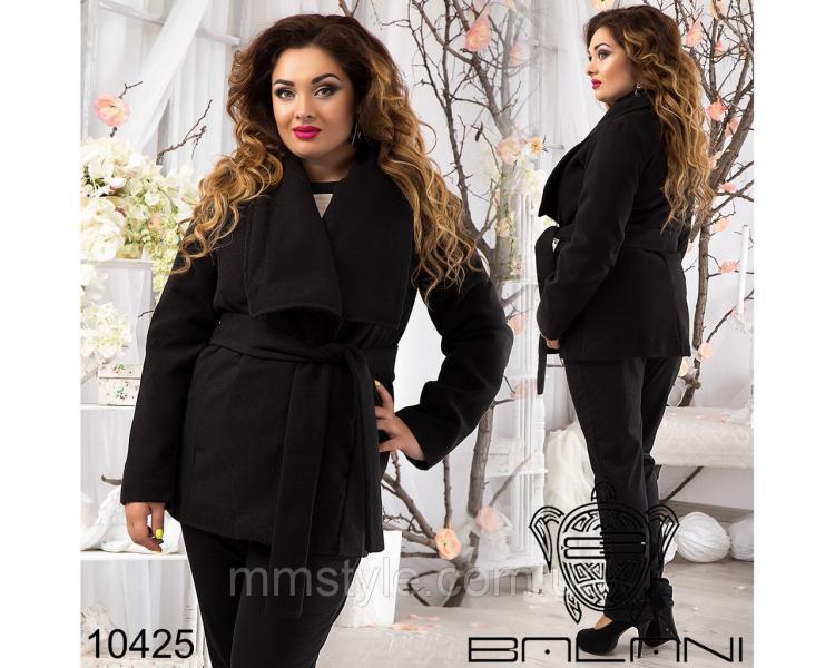 Короткое  пальто  -  10425