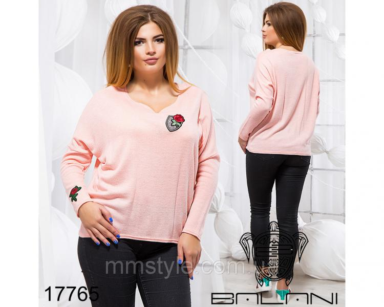 Стильный свитер - 17765