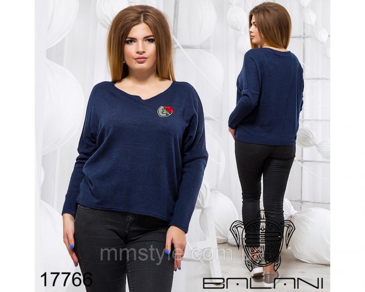 Стильный свитер - 17766