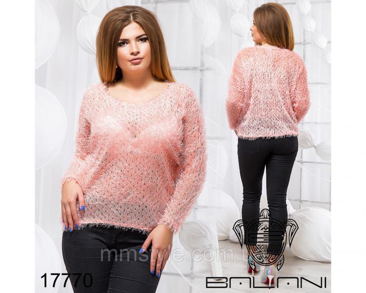 Элегантный свитер - 17770