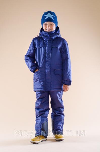 Куртка зимняя парка на мальчика