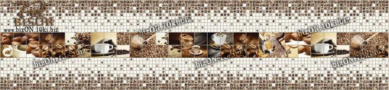Фото Листовые панели ПВХ Панно «КОФЕ» (3 листа в комплекте)   Листовые панели ПВХ