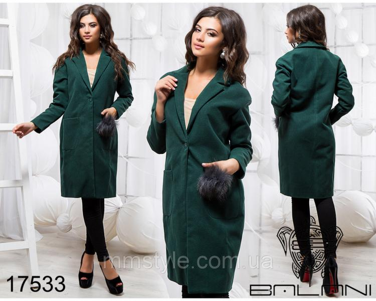 Элегантное пальто - 17533
