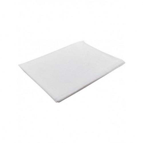 Коврик ламинированный, белый, 40*40, 50 шт/уп