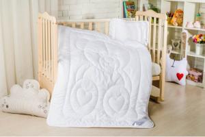Фото ДЕТСКОЕ ПОСТЕЛЬНОЕ, Детские наборы Детский набор Мишка: одеяло и подушка