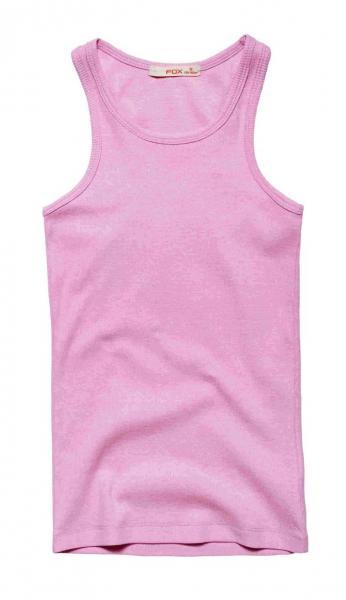 Летняя Летняя Майка без рисунков  для девочки Бренд Fox Израиль для девочек без рисунков 6лет 110-116см