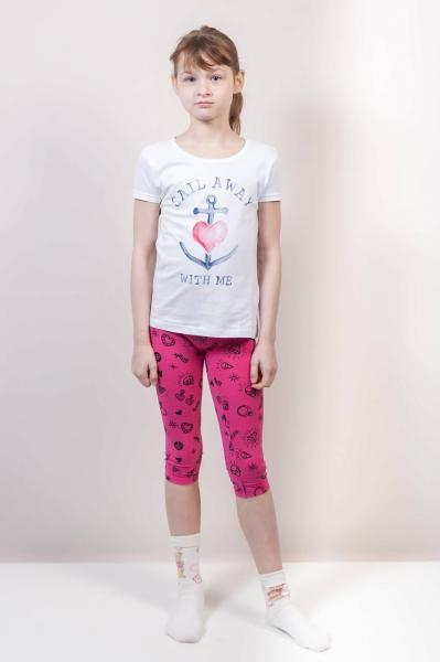 Бриджи  для девочки Бренд Fox Израиль 8 лет 116-122 см