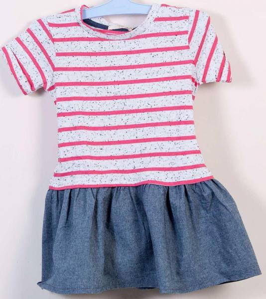 Платье-туника  для девочек Бренд Fox Израиль 2 года рост 86-92 см