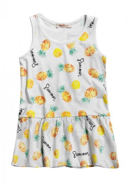Платье для девочек Бренд Fox Израиль
