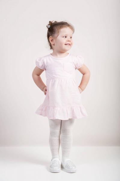 Платье для девочек Бренд Fox Израиль 12-18 мес. рост 74-80 см