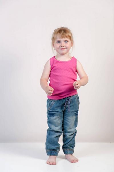 Майка Лето для девочки Бренд Fox Израиль 12-18 мес. рост 74-80 см