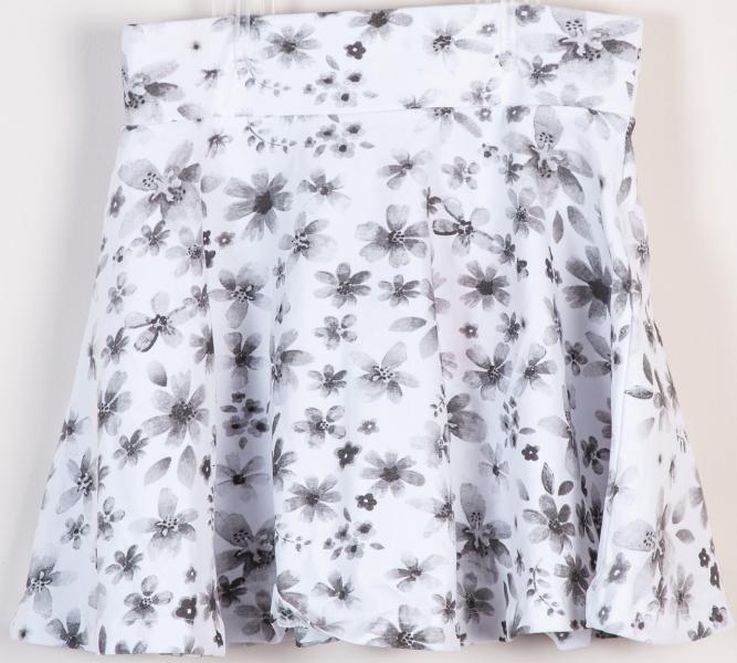 Трикотажная юбка -клеш для девочки Бренд Fox Израиль 8 лет 116-122 см