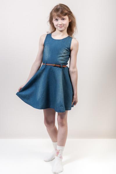 Платье для девочки Бренд Fox Израиль 6лет 110-116см