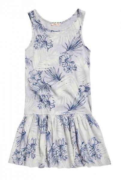 Летнее платье для девочки Бренд Fox Израиль 4 года 104-110см