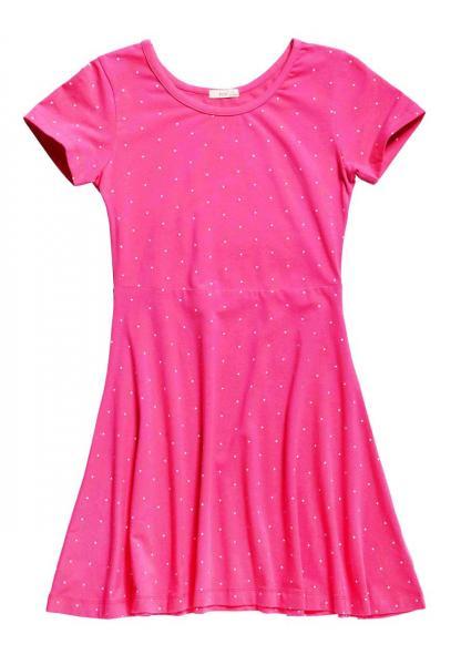 Летнее платье на девочку  FOX Израиль 4 года 104-110см