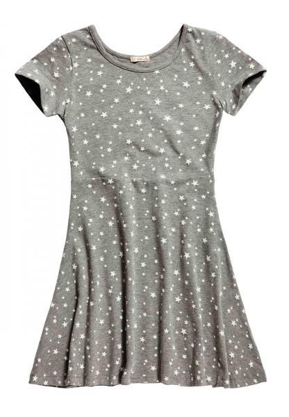 Летнее трикотажное платье для девочки Бренд Fox Израиль 10 лет 122-128 см