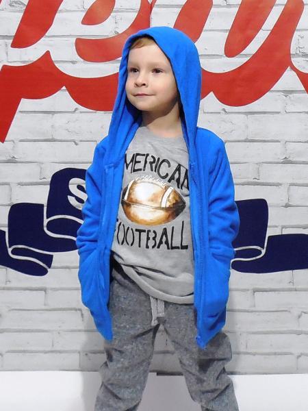 Толстовка для мальчика Бренд Fox Израиль
