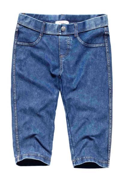 Бриджи джинс для девочки Бренд Fox Израиль 10 лет 122-128 см