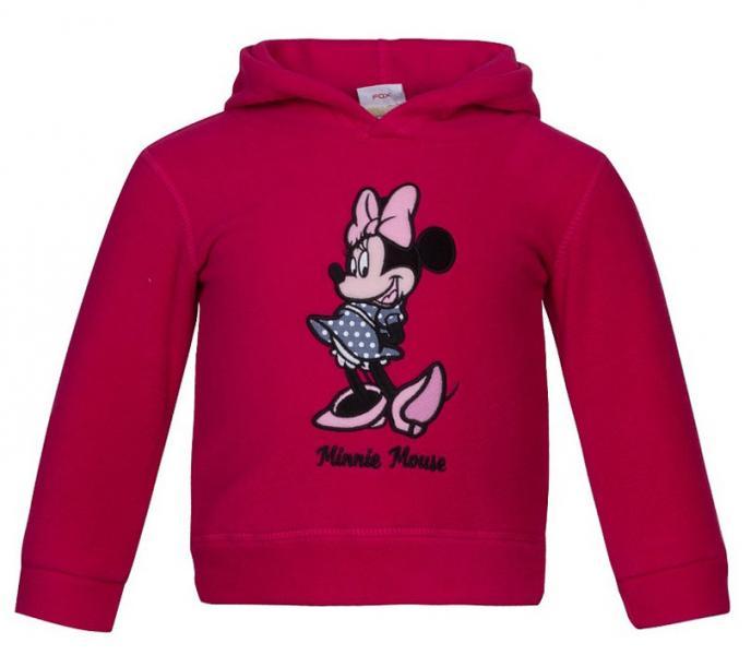Толстовка  для девочки Бренд Foxkids Израиль коллекция Disney 3-6 мес. рост 62-68 см