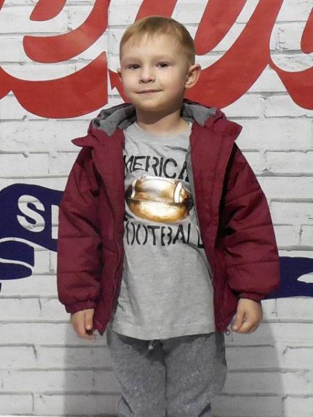 Курточка  для мальчика Бренд Foxkids Израиль 3 года рост 92-98 см