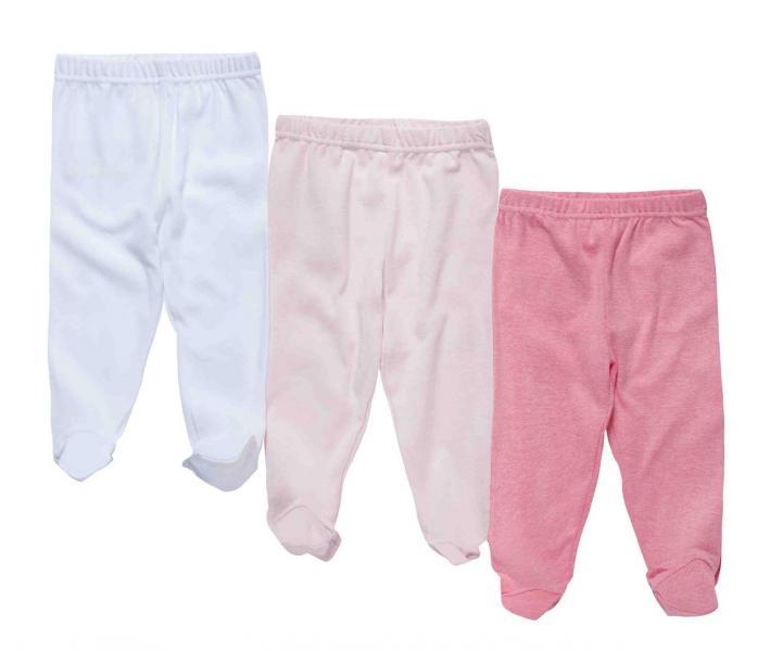 Ползунки набор для  девочки Бренд Fox Израиль 0-1 мес. рост 52-56 см