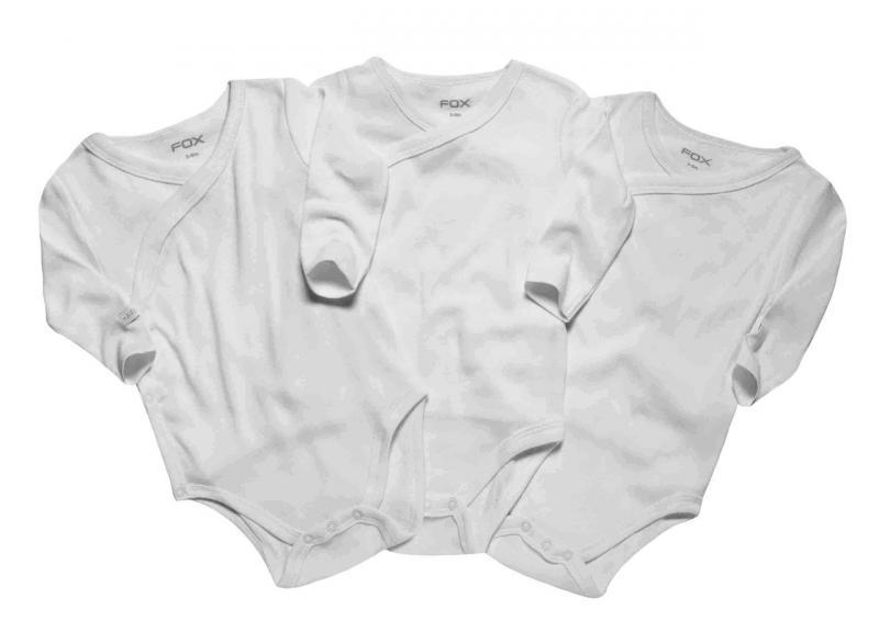 Боди набор для мальчика и девочки Бренд Fox Израиль 6-12 мес. рост 68-74 см