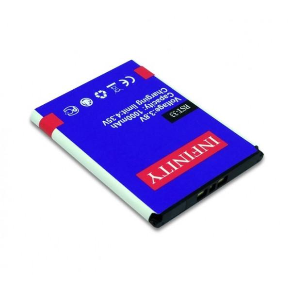 Аккумулятор Sony Ericsson BST-33 - Infinity Energy