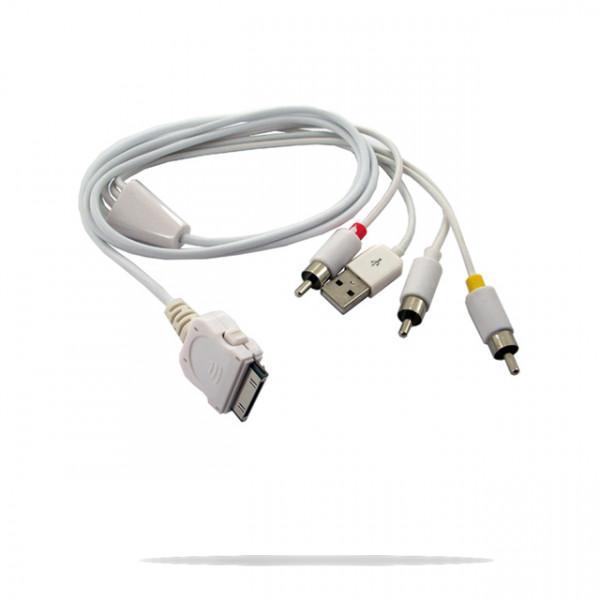 Дата кабель мультимедийный Apple iPod