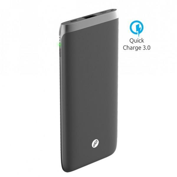 Универсальное зарядное устройство - Внешний аккумулятор Partner Q10 - 10000 мач - Quick Charge 3.0