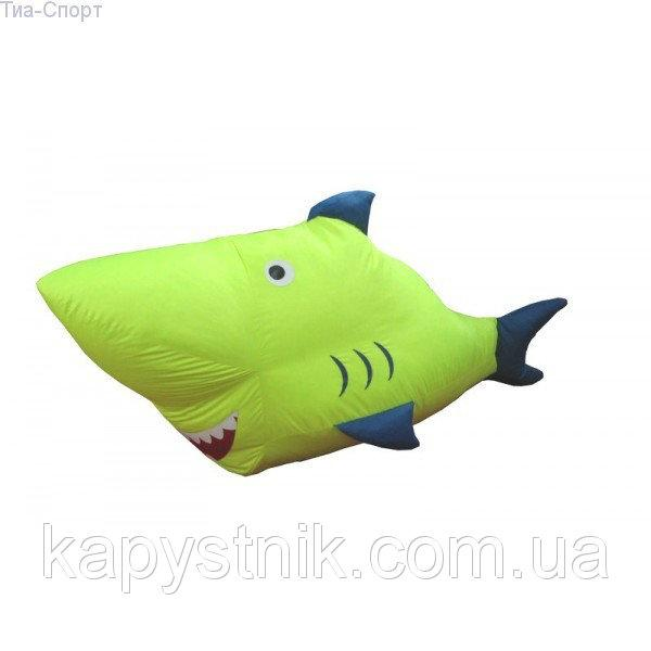 Детский кресло-мешок Акула