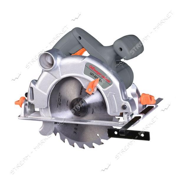 Циркулярная пила Энергомаш ЦП-50185А 1800 Вт 185 мм